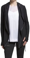 NESH NYC - Luxe Hooded Wrap - Black