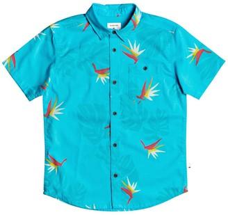 Quiksilver Paradise Button-Up Shirt