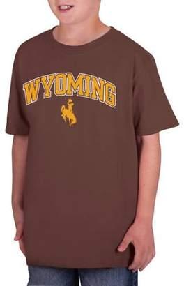 NCAA Wyoming Cowboys Boys Classic Cotton T-Shirt