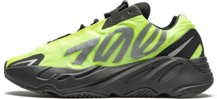 Adidas Yeezy Boost 700 MNVN 'Phosphor' Shoes - Size 5