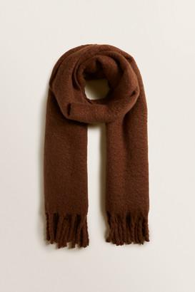 Seed Heritage Plush Knit Scarf