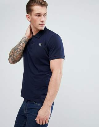 Jack and Jones Polo Top-Navy