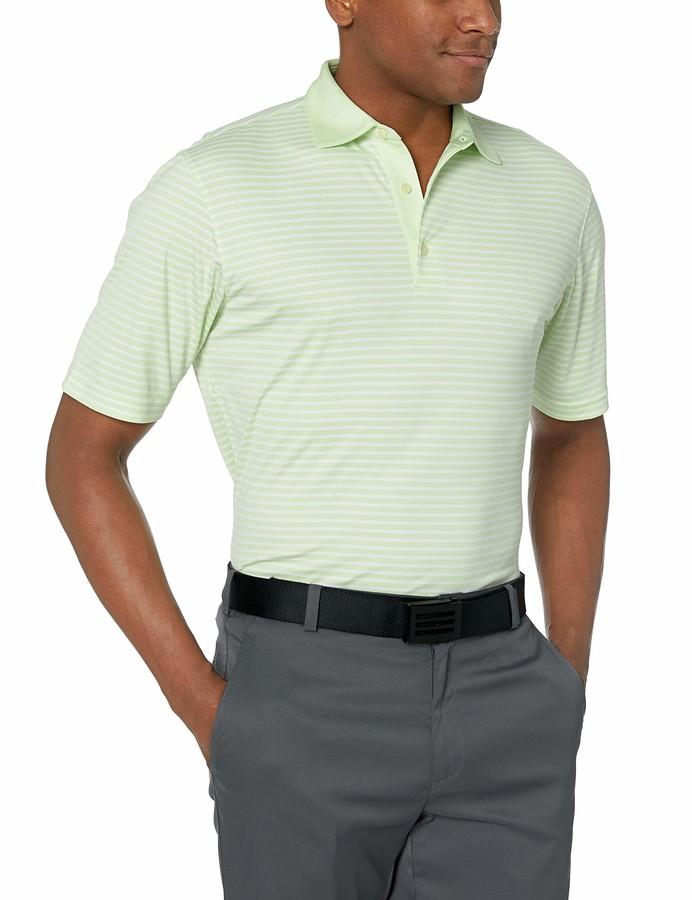 Thumbnail for your product : Greg Norman Men's Ml75 Bar Stripe Polo Short Sleeve