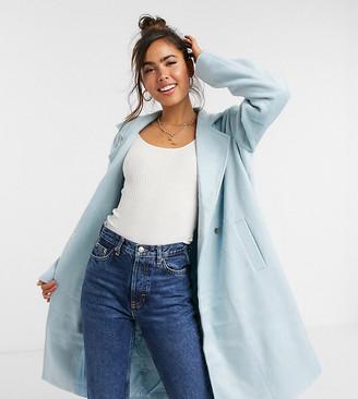 Wednesday's Girl tailored coat in pastel