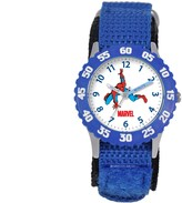 Kohl's Marvel Spider-Man Time Teacher Stainless Steel Watch