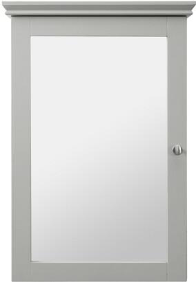 Crosley Lydia Mirrored Wall Cabinet