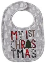 Mud Pie Infant My First Christmas Bib
