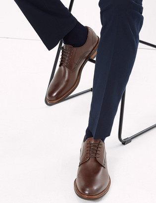 Marks and Spencer Leather Derby Shoes