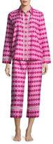 Kate Spade Printed Pajama Set