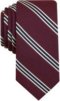 Bar III Men's Questa Stripe Slim Tie, Only at Macy's