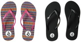 Volcom Rocking Sandal 2-Pack Girls Shoes