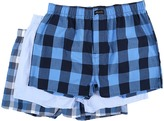 Kenneth Cole Reaction 3-Pack Woven Boxers