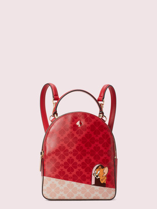 Kate Spade X Tom & Jerry Mini Convertible Backpack