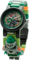 Lego Nexo Knights Aaron Kids' Minifigure Link Watch