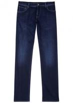 Corneliani Blue Slim-leg Jeans