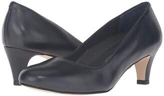 Walking Cradles Joy (Black Mirage Leather) Women's Shoes