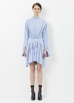 J.W.Anderson baby blue back to front shirt dress