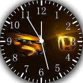 "Ikea Honda Civic Wall Clock 10"" Will Be Nice Gift and Room Wall Decor Z18"