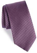 Nordstrom Park Ave Solid Silk Tie