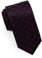 HUGO Mixed Patterned Silk Tie