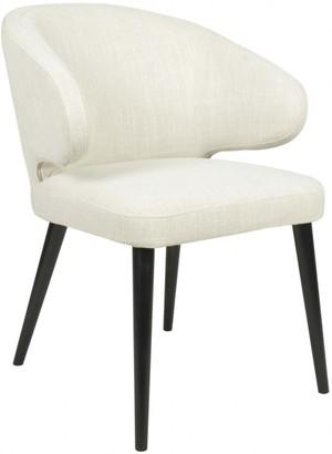 Cafe Lighting Philadelphia Dining Chair Natural Linen