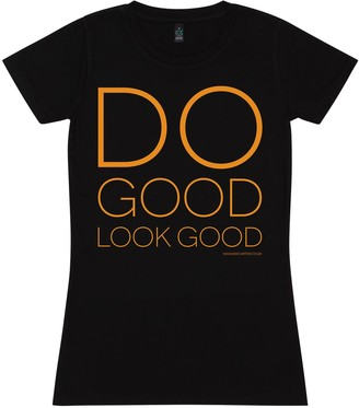 Bo Carter Do Good Look Good T-Shirt- Black
