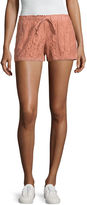 REWIND Rewind Lace Soft Shorts-Juniors