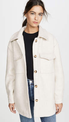 Line & Dot Drew Wool Blend Jacket