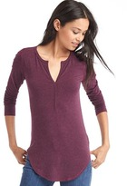 Gap Metallic-trim henley