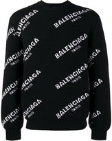 Balenciaga All Over sweater