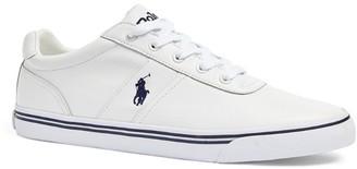 Ralph Lauren Leather Hanford Sneakers