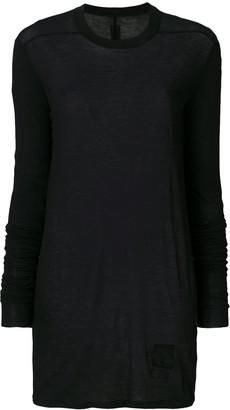 Rick Owens long length T-shirt