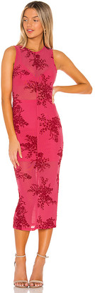 NBD Eartha Midi Dress