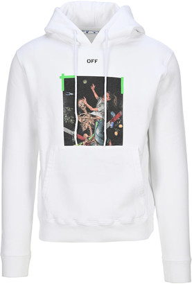 Off-White Off White Pascal Printed Hoodie