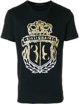 Billionaire Bowie classic logo T-shirt
