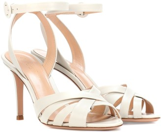 Gianvito Rossi Exclusive to mytheresa.com a Patent-leather sandals