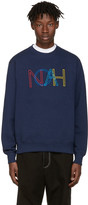 Noah Navy Colors Logo Pullover