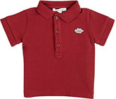 Marie Chantal POLO SHIRT-RED SIZE 12