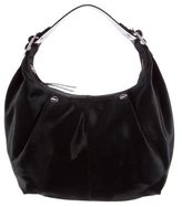 Roger Vivier Large Ponyhair Pillow Hobo w/ Tags