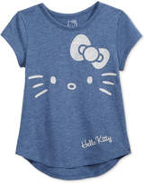 Hello Kitty Graphic-Print T-Shirt, Little Girls (2-6X) and Toddler Girls (2T-5T)