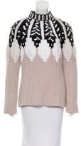 Peter Pilotto Patterned Wool Sweater