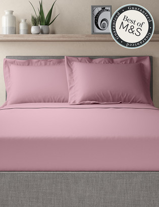 Marks and Spencer Egyptian Cotton 230 Thread Count Oxford Pillowcase