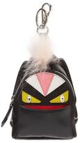 Fendi Fur Monster Backpack Charm
