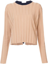 Derek Lam 10 Crosby classic knitted sweater - women - Cashmere/Merino - XS