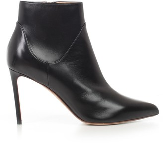 Francesco Russo Ankle Boots Tight At Ankle