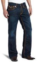 True Religion Men's Billy Big Qt Boot Cut Jean