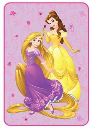 Princess Disney Always Believe Twin Plush Blanket, 1 Each