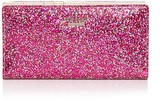 Kate Spade Glitter Bug Stacy Zip Wallet