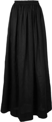 Matteau Gathered Maxi Skirt
