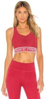 Nike Swoosh Mesh NP Pad Sports Bra